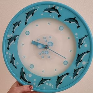 Other - Dolphin 🐬 Wall Clock